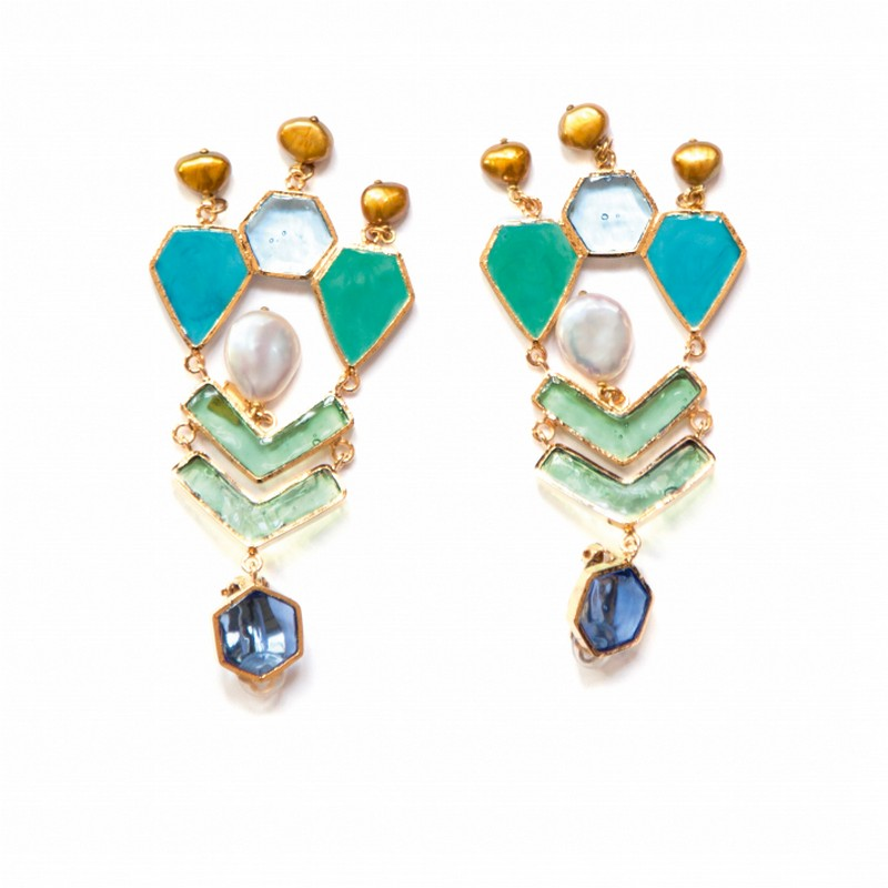 1646385364_LFalaise_MOSAIC AND PEARL EARRINGS BLUE, TURQUOISE