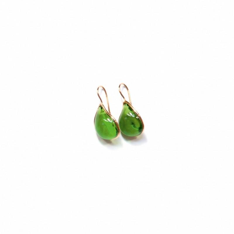 2793471184_LFalaise_TEARDROP EARRINGS OLIVINE GREEN