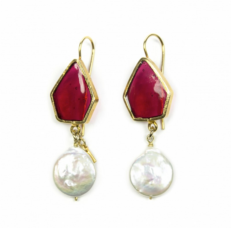 2811954518_LFalaise_HOOK PENTAGON AND PEARL RUBY RED