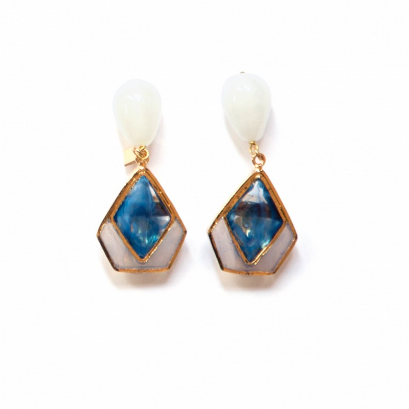 5679249354_LFalaise_MOSAIC EARRINGS BLUE, WHITE