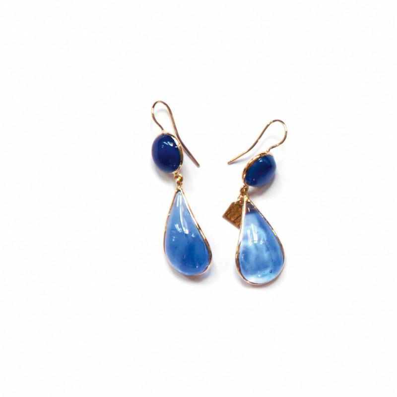 9858398382_LFalaise_HOOK PENDANT EARDROP LAPIZ BLUE, BLUE