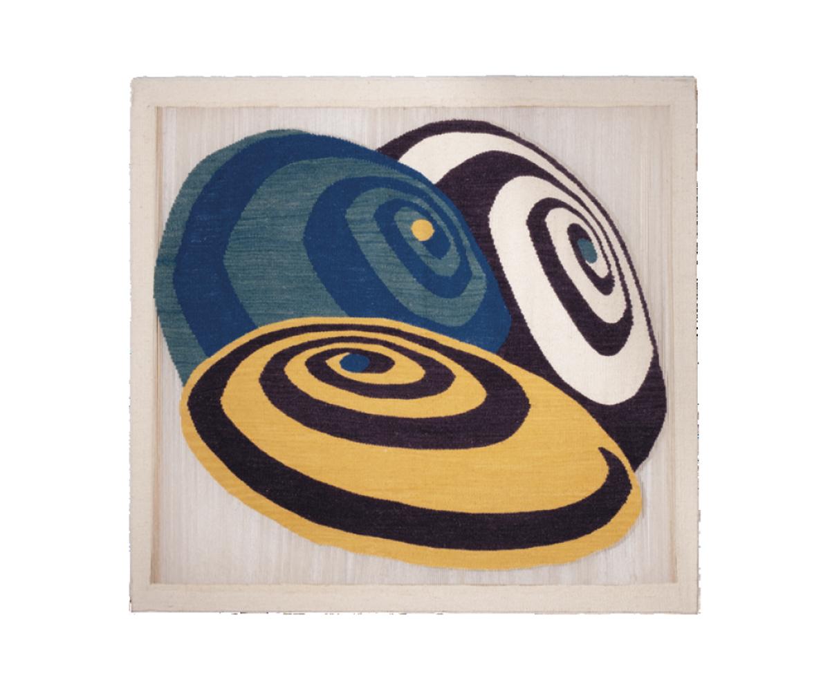 Orbits 2016 - 135 x 124 cm